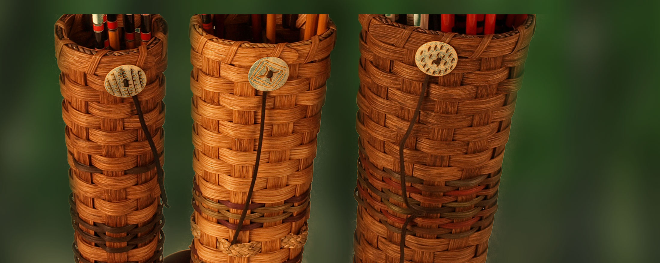 Quivers | Basket Quivers