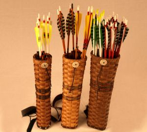 Basket Quivers